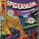 Cómics: SPIDERMAN, EL HOMBRE ARAÑA. Nº2: LA AMENAZA MORTAL DEL HOMBRE IGNEO. Lote 14269512