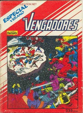 LOS VENGADORES (Tebeos y Comics - Forum - Vengadores)