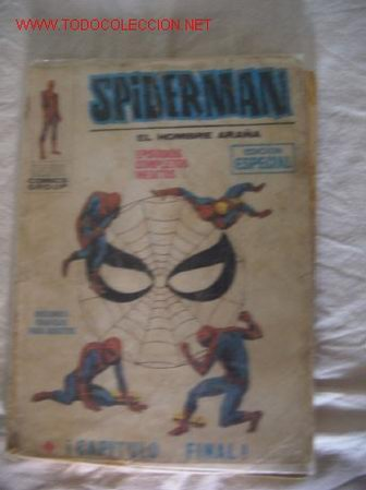 SPIDERMAN (Tebeos y Comics - Forum - Spiderman)
