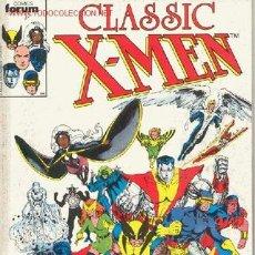Cómics: CLASSIC X MEN DE FORUM - PATRULLA X. Lote 25908076