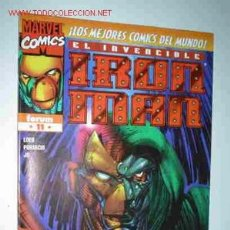 Cómics: IRON MAN (HEROES REBORN) Nº 11. Lote 47155605