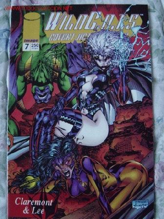WILD CATS # 7.COMICS IMAGE,EN ESPAÑOL. (Tebeos y Comics - Forum - Otros Forum)