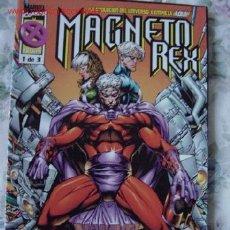 Cómics: MAGNETO REX # 1.DE UNA MINISERIE DE 3.. Lote 711054
