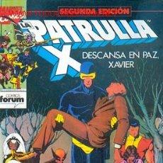 Cómics: LA PATRULLA X Nº 22. Lote 6840443