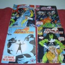 Comics: LOS 4 FANTASTICOS. Lote 3568795