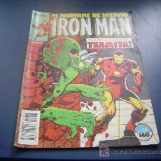 Cómics: COMICS FORUM IRON MAN.. Lote 3654954