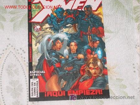 XTREME X-MEN, Nº 1. 2002. (Tebeos y Comics - Forum - X-Men)