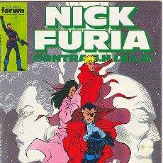 Cómics: NICK FURIA CONTRA SHIELD Nº 7. Lote 18934054