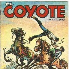 Cómics: EL COYOTE DE FORUM Nº 12. Lote 26484391