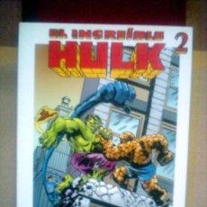 Cómics: EL INCREIBLE HULK Nº 2 192 PAGINAS / EL MUNDO/NORMA 2003. Lote 26295179