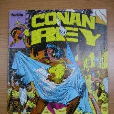 Cómics: CONAN REY, Nº 43, FORUM, AÑO 1985. Lote 4017861