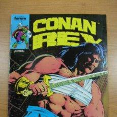 Cómics: CONAN REY, Nº 46,, FORUM, AÑO 1985. Lote 4053361