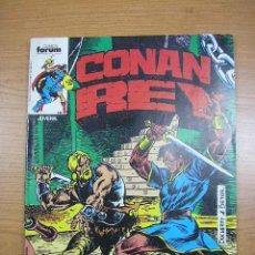 Cómics: CONAN REY, Nº 51, FORUM, AÑO 1985. Lote 4053376