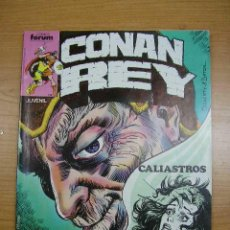 Cómics: CONAN REY, Nº 53, FORUM, AÑO 1985. Lote 4053504