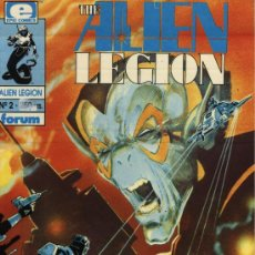 Cómics: THE ALIEN LEGION - Nº 2. Lote 11774744