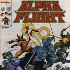 Cómics: ALPHA FLIGHT - Nº 33 - ED. FORUM 1.984. Lote 70389987