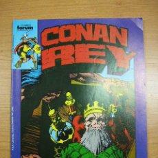 Cómics: CONAN REY, Nº 63, FORUM, AÑO 1989. Lote 4107374