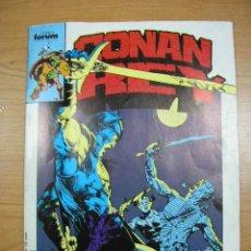 Cómics: CONAN REY, Nº 64, FORUM, AÑO 1989. Lote 4107376