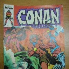 Cómics: CONAN, Nº 61, FORUM, AÑO 1983. Lote 4114064