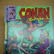 Cómics: CONAN, Nº 105, FORUM, AÑO 1986. Lote 4114157