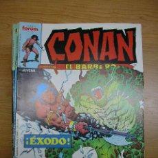 Cómics: CONAN, Nº 117, FORUM, AÑO 1987. Lote 4118162