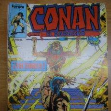 Cómics: CONAN, Nº 127, FORUM, AÑO 1987. Lote 4118191