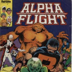 Cómics: ALPHA FLIGHT - Nº 2 - ED. FORUM 1.984. Lote 4208921