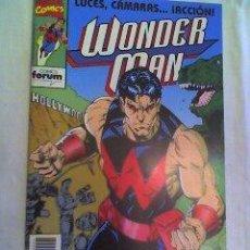 Cómics: NUMERO UNO DE WONDER MAN ..............UN LUJO DE COMIC EDITADO EN EL 1992. Lote 23763491
