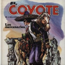 Cómics: EL COYOTE - Nº 3 - FORUM 1983 (PASTA DURA). Lote 15347967