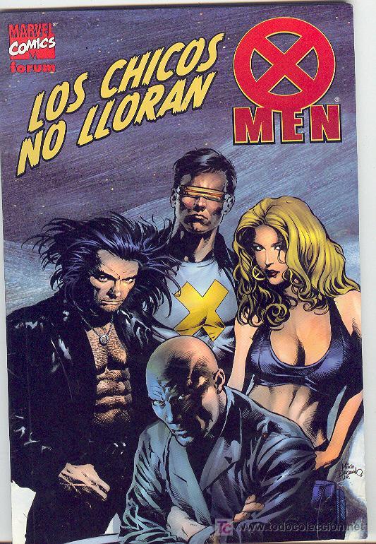 X-MEN - ,MARVEL FORUM,2004 (Tebeos y Comics - Forum - X-Men)