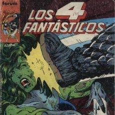 Cómics: LOS 4 FANTÁSTICOS - Nº 57 - FORUM 1985. Lote 4603092