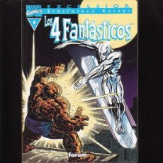 Cómics: LOS 4 FANTASTICOS - Nº 6 - EXCELSIOR BIBLIOTECA MARVEL. Lote 4741915