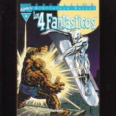 Cómics: LOS 4 FANTASTICOS - Nº 6 - EXCELSIOR BIBLIOTECA MARVEL. Lote 4771010