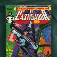 Cómics: COLECCION DE COMICS EL CASTIGADOR 46 NºS. EDIT. FORUM. Lote 4783978