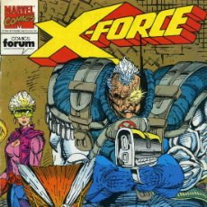 Cómics: SERIE X-FORCE EDIT. PLANETA, COLECCION COMPLETA 42 EJEMPLARES. Lote 4812331
