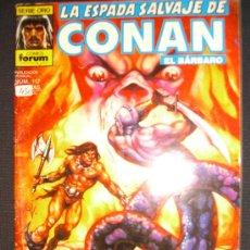 Cómics: LA ESPADA SALVAJE DE CONAN. NUMERO 117 CJ 27. Lote 5875679