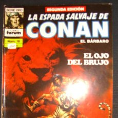 Cómics: LA ESPADA SALVAJE DE CONAN.SEGUNDA EDICION.NUMERO 18 CJ 27. Lote 5896489