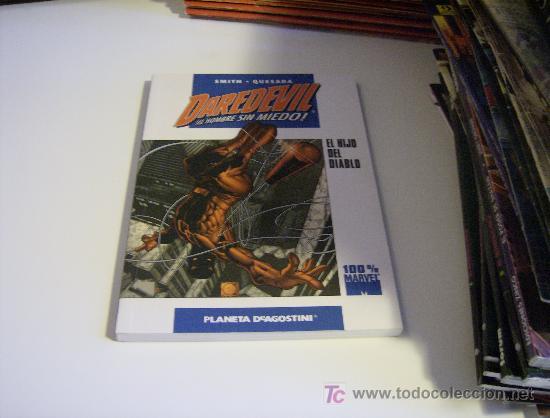 DAREDEVIL: EL HIJO DEL DIABLO (Tebeos y Comics - Forum - Daredevil)