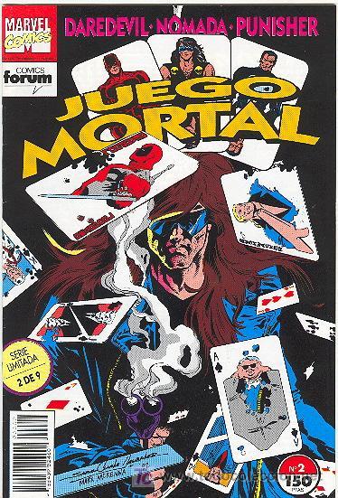 JUEGO MORTAL Nº 2 (Tebeos y Comics - Forum - Otros Forum)