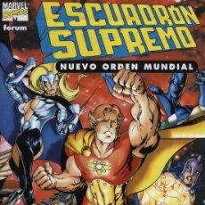 Cómics: ESCUADRÓN SUPREMO: NUEVO ORDEN MUNDIAL - ESPECIAL 1999. Lote 5191502