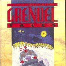 Cómics: GRENDEL TALES EL DIABLO ENTRE NOSOTROS. Lote 27616169