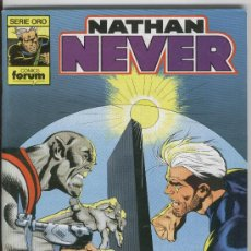 Comics: NATHAN NEVER SERIE ORO Nº 2 - 1992 100 PAGINAS BLANCO Y NEGRO, NUEVO DE LUJO. Lote 5197080