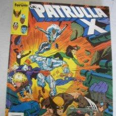 Cómics: LA PATRULLA X- Nº. 87 AL 91 .- CINCO COMICS FORUM.- RETAPADOS.- 1989/90. Lote 21440877