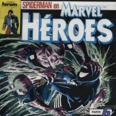 Cómics: MARVEL HÉROES - Nº 26 - ED. FORUM 1987. Lote 5405625