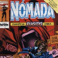 Cómics: NÓMADA - Nº 9 - ED. FORUM 1993. Lote 221546321