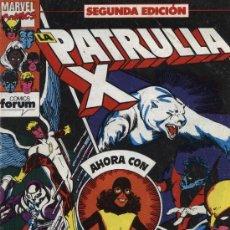 Cómics: LA PATRULLA X (SEGUNDA EDICIÓN) - Nº 3 - ED. FORUM 1992. Lote 5433134