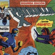 Cómics: LA PATRULLA X (SEGUNDA EDICIÓN) - Nº 10 - ED. FORUM 1992. Lote 5433173