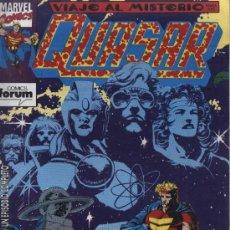 Cómics: QUASAR - Nº 4 - ED. FORUM 1993. Lote 5454112