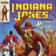 Cómics: INDIANA JONES RETAPADO DEL Nº 1 AL 5 - V 1-1983 CAJA 123. Lote 23643327