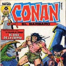 Cómics: CONAN EL BARBARO Nº 1, AÑO 1983, V1 CAJA 153. Lote 5766979